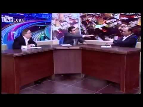 Arab Fights On Live TV