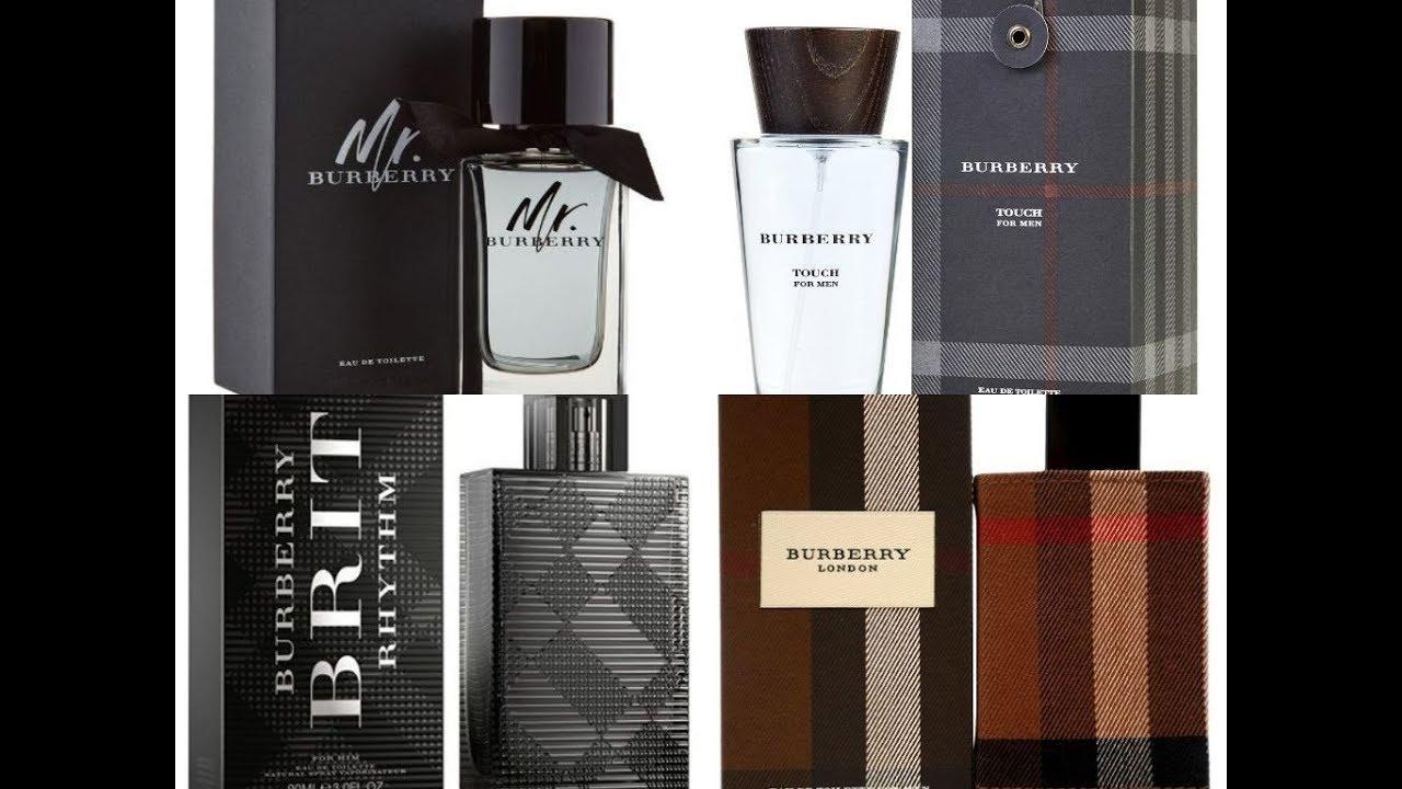 537c313fc7 Burberry House Talk (Men's Fragrances) - YouTube