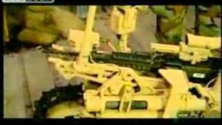 Des robots tueurs en Irak... killer robots in Iraq ...