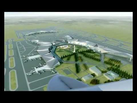 Harbin Taiping International Airport by HASSELL