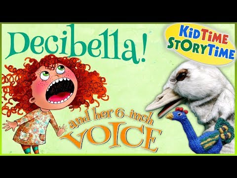 Decibella and Her 6-Inch Voice | Child Story by Julia Cook