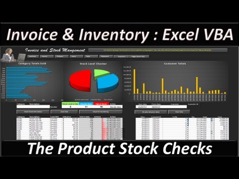 Microsoft Office Receipt Template Pdf Invoice And Inventory  Excel Vba  Stock Management  Online Pc  Whats A Invoice Word with Excel Sales Receipt Template Excel Invoice And Inventory  Excel Vba  Stock Management  Online Pc Learning Please Confirm Receipt Of This Message Pdf