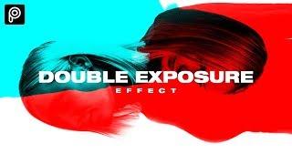 Double Exposure Effect - PicsArt (Photo Editing Tutorial)