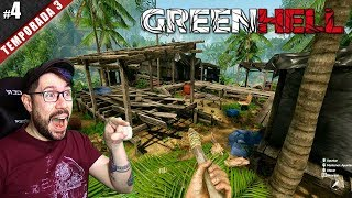 🐊 BUSCANDO LAS TRAMPAS PARA HUMANOS! | GREEN HELL T3 #04 | Gameplay español