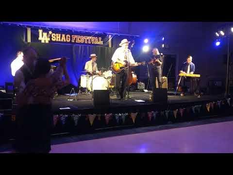 Dave Stuckey & his 4 Hoot Owls  LA Shag Festival 18