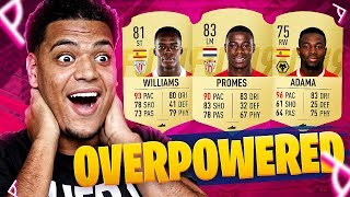 THE MOST OVERPOWERED STARTER TEAM ON FIFA 19!