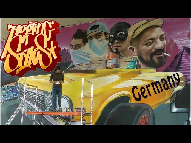 International Meeting of Styles Germany 2018 I MOS Wiesbaden