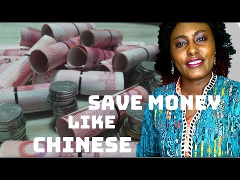 How To Save Money Like A Chinese/ 10 Tips Of Saving Money 2019.