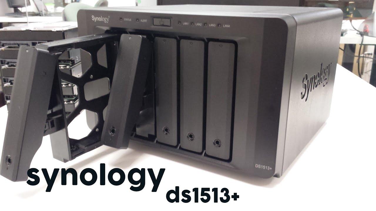 Synology DS1513+ Repair Disk Failure   99problems com br