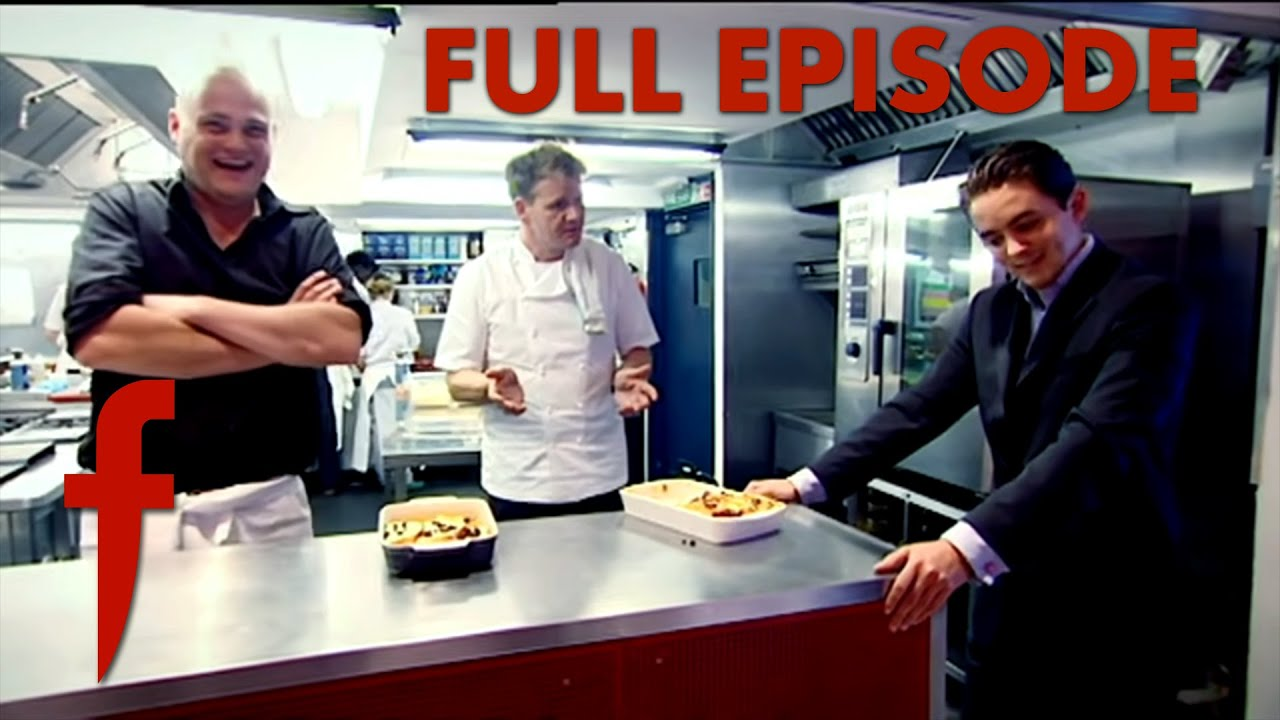 Download Gordon Ramsay Loses A Cook-Off Against Al Murray   The F Word With Foxy Games