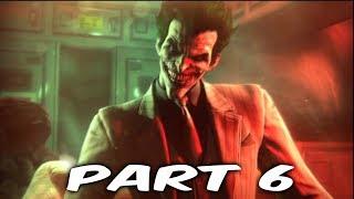 BATMAN: ARKHAM ORIGINS Walkthrough Gameplay Part 6 - Joker & Shiva