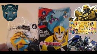 Трансформери роботи в маскуванні іграшці #6 Джміль транспортний квитків в іграшки час