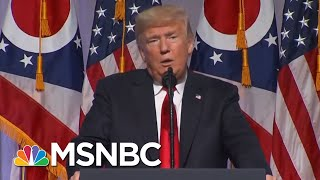 Donald Trump Has Submitted Written Answers To Mueller Questions In Russia Probe | MTP Daily | MSNBC