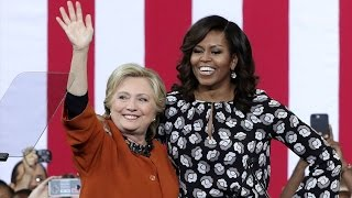 Hillary Clinton, Michelle Obama Reportedly Reject