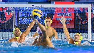 Pro Recco vs Jug Dubrovnik - Highlights - Waterpolo Champion's League 2020 / 2021