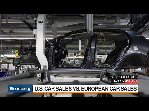 Grim Start to U.S. Auto Sales Stirs Alarm