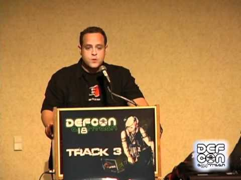 Defcon 2010 - The Law Of Laptop Search and Seizure - Panel - Part.mov