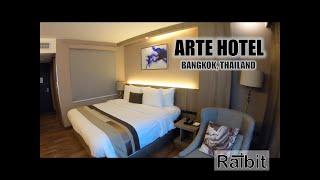 [Hotel Review] Arte Hotel, Bangkok, Thailand