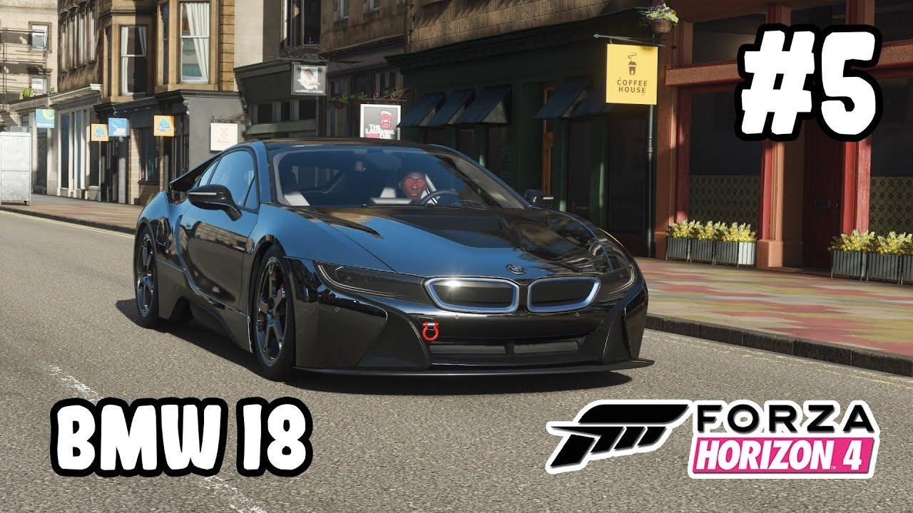 Kita Beli Bmw I8 Atta Halilintar Forza Horizon 4 5 Youtube