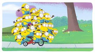 サタデーモーニングミニオンズ:第13話「サイクリング~サイクリング~♬」