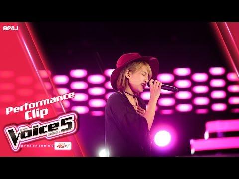 The Voice Thailand - แป๊ก ณัฐชา - Daydreamer - 11 Sep 2016