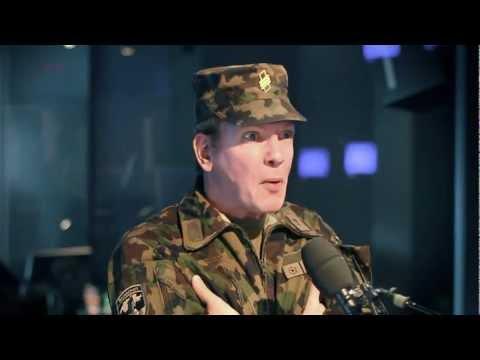 120 secondes - L'invité: Lieutenant-colonel Karl-Heinz Inäbnit