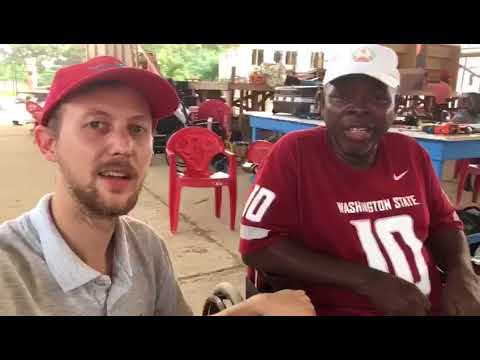 Day 8 - Wheels for the World in Ghana 2017