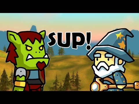 Cross Faction Communication in World of Warcraft and how to Speak to the Other Faction!