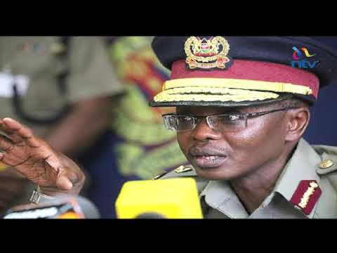 Police IG says officers released Miguna as ordered by court
