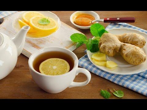Чай с имбирем: польза и вред, как давать детям, рецепты