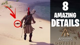 8 Amazing Details in Assassin's Creed: Odyssey!