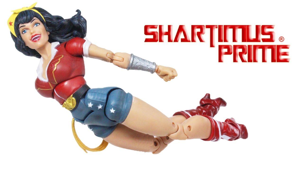 DC Collectibles DC Bombshells Wonder Woman Action Figure NEW Designer Series