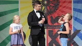 Festiwal iluzji w Myszyńcu