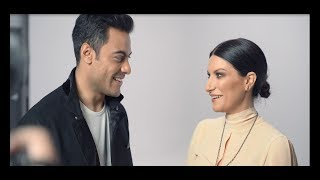 Laura Pausini - La solución feat. Carlos Rivera (Making of)