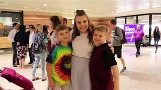Sister Moncur ~ LDS Missionary Homecoming