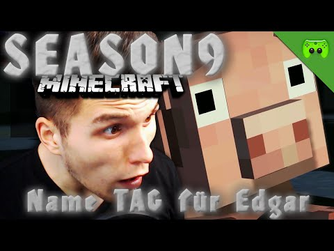NAME TAG FÜR EDGAR 🎮 Minecraft Season 9 #98