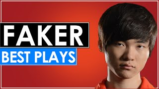 Best of Faker | 2015 Montage