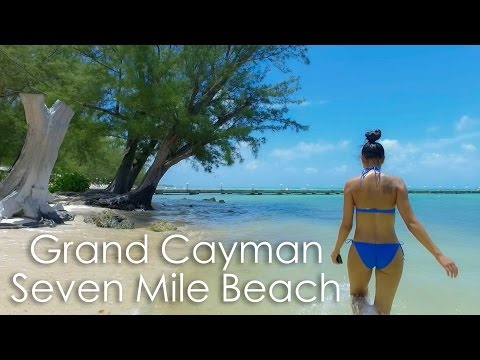 Things to do in Grand Cayman - Seven Mile Beach