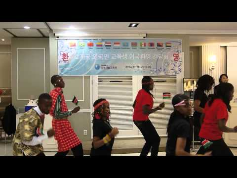 Welcome Party 2014, Nambu campus (part 1)