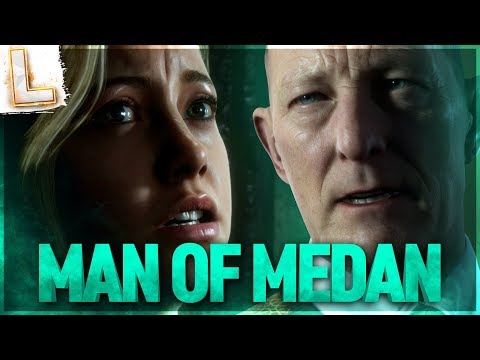The Dark Pictures: Man of Medan - ГЕЙМПЛЕЙ УЖАСТИКА ОТ  UNTIL DAWN!
