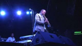 Saxophonist Merlon Devine Bonnerfide Anniversary -Set The Atmosphere
