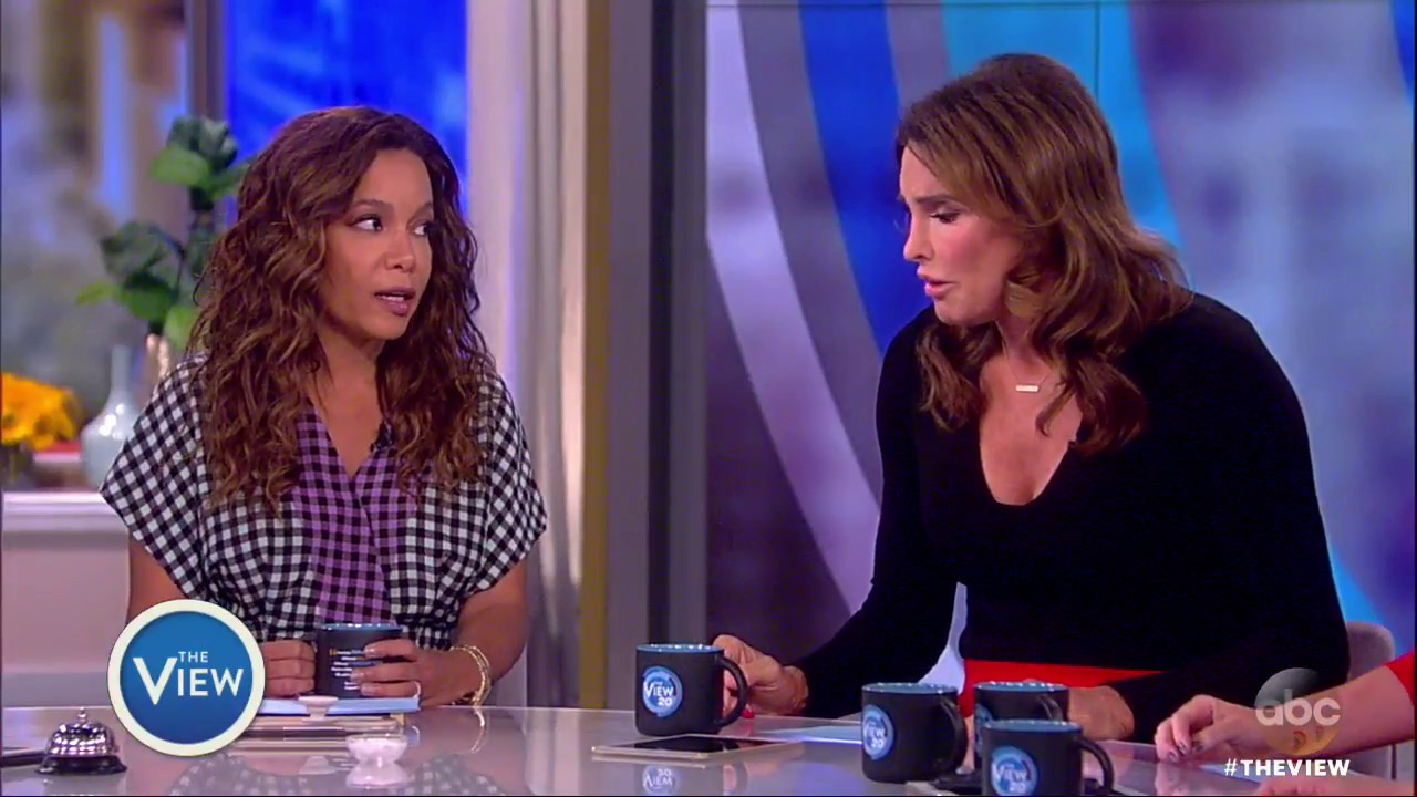 Caitlyn Jenner On LGBT Activism During Trump Presidency | The View