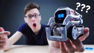 COZMO - РОБОТ ИЗ БУДУЩЕГО! Видео обзор игрушки Cozmo от компании Anki