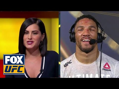 Kevin Lee talks to UFC on FOX | INTERVIEW | UFC FIGHT NIGHT