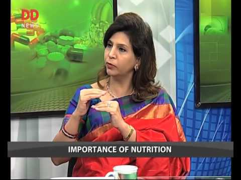 Total Health: Importance of Nutrition (6th Sept 2015)