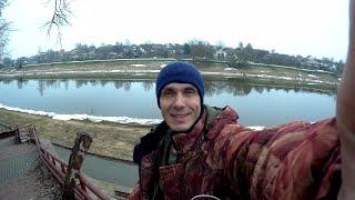 Рыбалка на реке Днепр Россасенка