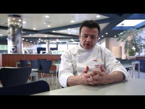 Stefano Laghi: Perché iscriversi al Master in Culinary Nutrition?