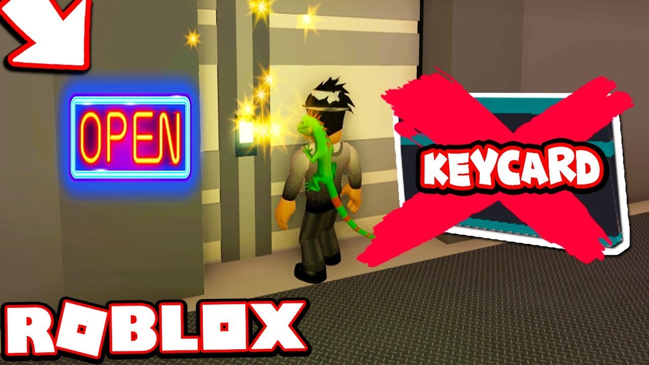 New Bank Escape Route Opening Roblox Jailbreak Youtube