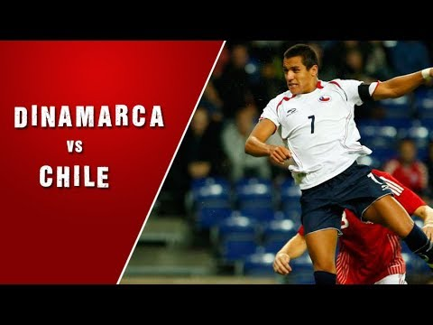 Dinamarca 1 - 2 Chile | Amistoso 2009