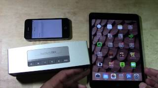 Bose SoundLink Mini - How to Pair with iPhone and iPad | H2TechVideos